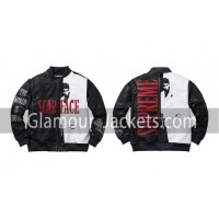 Tony Montana Scarface Al Pacino Jacket